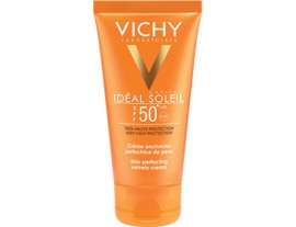 Slika VICHY IDEAL SOLEIL DRY TOUCH FINISH ZA LICE SPF 50+ 50ml