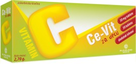 Slika CE-VIT ZA DECU 40mg 30 tableta