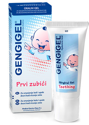 GENGIGEL Baby gel 15ml