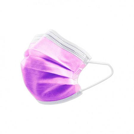 Hirurške maske za odrasle roze (10 komada)