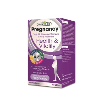 Slika PREGNANCY 60 tableta