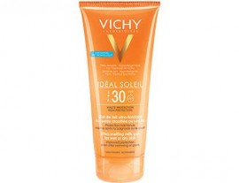 VICHY IDEAL SOLEIL Gel-mleko SPF 30 za mokru i suvu kožu 200ml