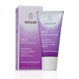 WELEDA Dnevno-noćni fluid za lice od Irisa, za mešovitu kožu 30ml