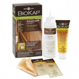 BioKap farba za kosu Delicato 9.3 vrlo svetlo zlatno plava 140ml