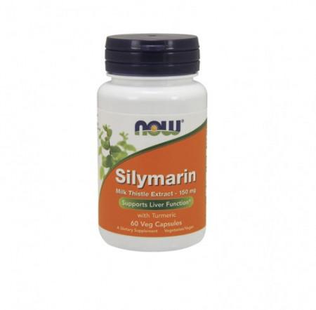 NOW Silymarin 150mg 60 kapsula