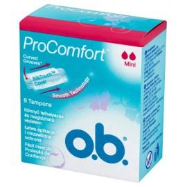 OB ProComfort tamponi MINI 8x