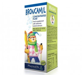 PHARMALIFE BRONCAMIL sirup 200ml
