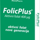 FOLIC PLUS kapsule 20x