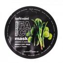 CAFE MIMI maska za lice krastavac i špargla 10ml