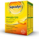 SUPRADYNE energy CO-Q10 30 tableta