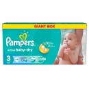 PAMPERS pelene 3 MIDI GIANT BOX (4-9kg) 108 komada