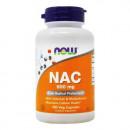 NOW NAC 600mg 100 kapsula