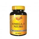 NATURAL WEALTH OMEGA-3 NEURO 60 gel kapsula