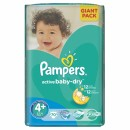 PAMPERS pelene 4+ MAXI PLUS GIANT PACK (9-16kg) 70 komada