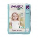 BAMBO Nature 5 Junior 12-22kg - 22 pelene