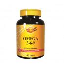 NATURAL WEALTH OMEGA 3-6-9 60 gel kapsula