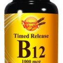 NATURAL WEALTH VITAMIN B12 1000µg  50 tableta