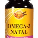 OMEGA-3 NATAL 60 gel kapsula