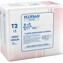 "FLUFSAN NOCNE pelene MEDIUM (40-70kg) ""super"" 15 kom"