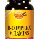 NATURAL WEALTH B KOMPLEKS VITAMINI 100 tableta