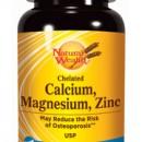 NATURAL WEALTH  KALCIJUM-MAGNEZIJUM-CINK 100 tableta