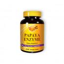 NATURAL WEALTH PAPAJA ENZIM 250 tableta za žvakanje