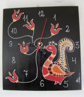 Poze Ceas de perete - The bird