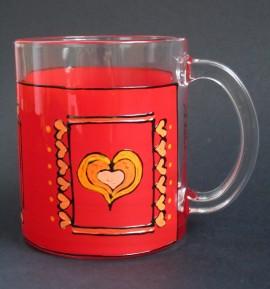Poze Cana pt. ceai - Valentine's
