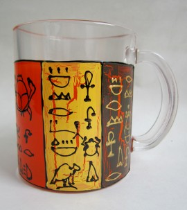 Poze Cana pt. ceai - Egiptian style