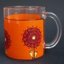 Cana pt. ceai -  Orange flowers