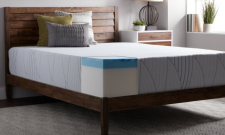 6 Inch Vfm Sleep Comfort Memory Foam Mattress with 15 years warranty