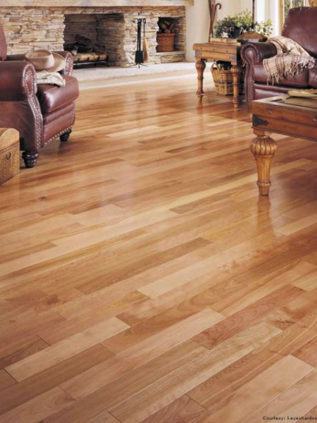 LUXURY VINYL FLOORING WOOD FINISH WITH FITTING PER SQFT