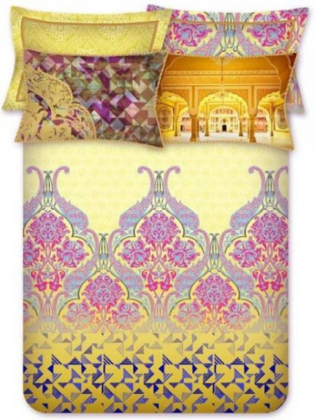 BOMBAY DYEING CELEBRATING INDIA  KING SIZE BEDSHEET images