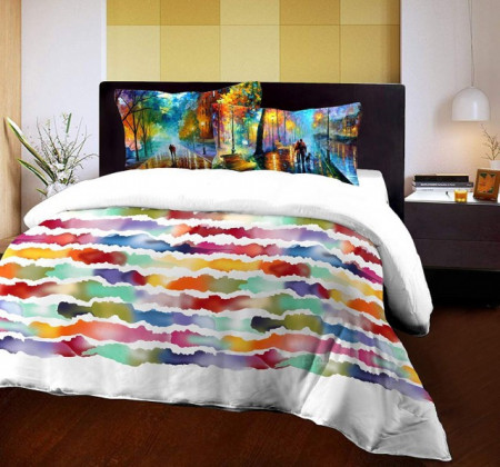 Bombay Dyeing Metro king size bedsheets