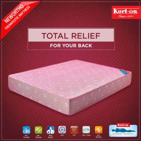 "Kurlon Ortho Coir Mattresses 5"" With 3 Years Warranty"