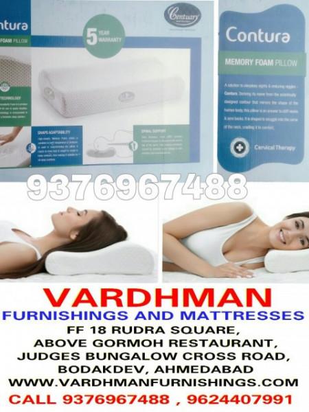 Centuary Contura Memory Foam Pillow With 5 Years Warranty