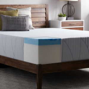 6 Inch Vfm Sleep Comfort Memory Foam Mattress with 15 years warranty