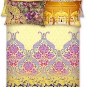 Bombay Dyeing Celebrating India King Size Bedsheet