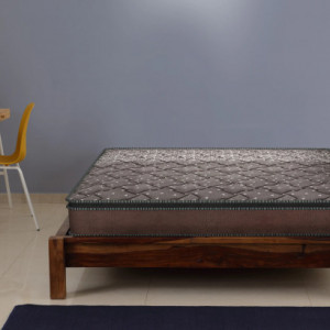 "Centuary Spirit 6"" Bonnel Spring Mattress For Superior Bounce With 6 Years warranty"