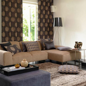 D'DECOR FABRICS CURTAIN CLOTH & SOFA UPLOSTERY , CURTAINS IN AHMEDABAD