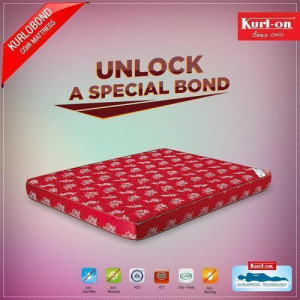 "Kurlon Kurlobond Sandwich Coir Bonded Mattresses 6"" With 5 Years warranty"