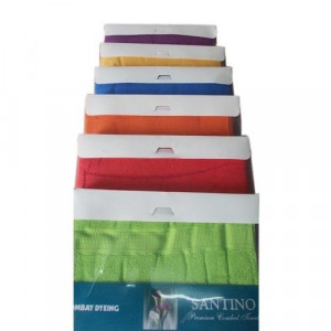 Bombay Dyeing Santino Bath Towel Size 75 X 150 all colour available