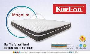 "Kurlon Magnum Plus Luxury Coir Foam Mattresses 6"" With 5 Years Warranty"