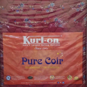 "Kurlon pure coir Mattresses 5"" With 2 Years Warranty"