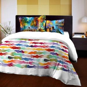 Bombay Dyeing Metro king size bedsheets