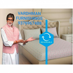 Double Bed King Size Bedsheet