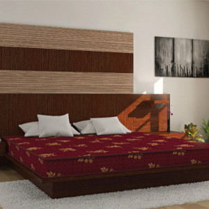CENTUARY BUBBLE SANDWICH COIR MATTRESS WITH 2 YRS WARRANTY