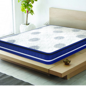 "Centuary Dynamo 8"" Bonnel Spring Mattress with contour foam For Superior Bounce With 10 Years warranty"