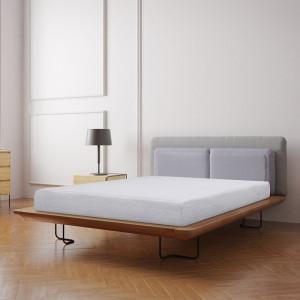 4 Inch Vfm Sleep Dual Comfort Hd Foam Mattress with ISI and 15 years warranty