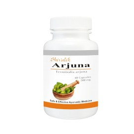 Arjuna Capsules , Extract, Terminalia arjuna, Heart, Female Reproductive System, Respiratory System, Skin, Digestion images
